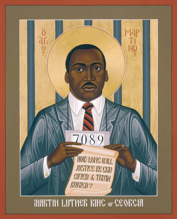 Saint Martin Luther King, Jr., a First-Class Feast in the USSA