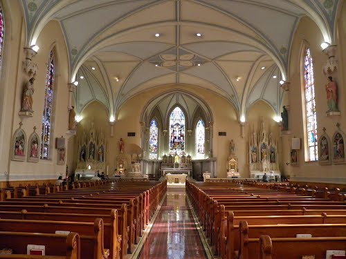 St. Martin of Tours Church in Louisville